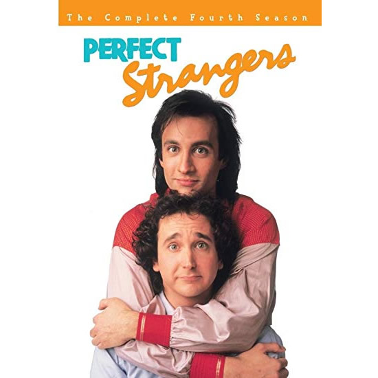 Perfect Strangers - The Complete Season 4 DVD (for NZ Buyers)