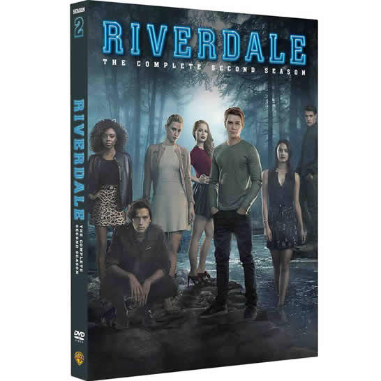 Riverdale - The Complete Season 2 DVD (for NZ Buyers)