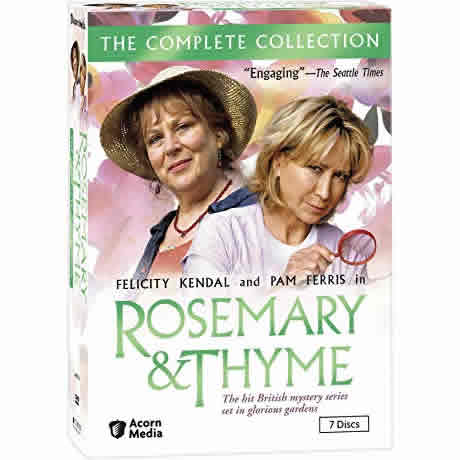 Rosemary & Thyme - The Complete Series (for NZ Buyers)