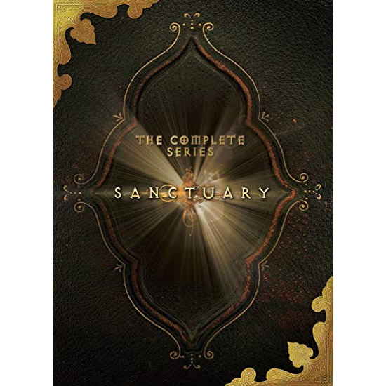 Sanctuary - The Complete Series (for NZ Buyers)