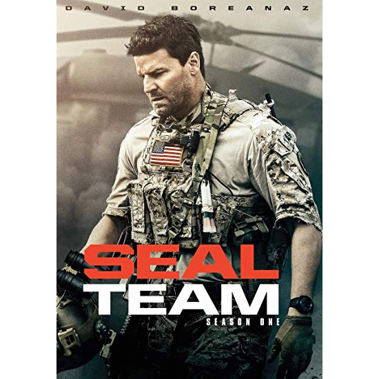 SEAL Team - The Complete Season 1 DVD (for NZ Buyers)