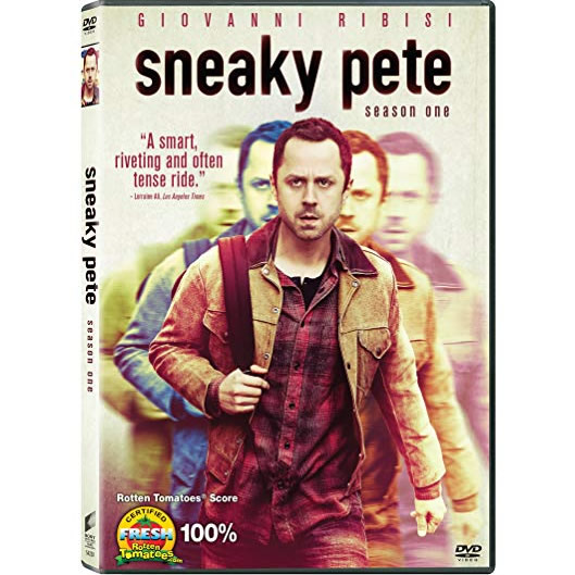 Sneaky Pete - The Complete Season 1 DVD (for NZ Buyers)