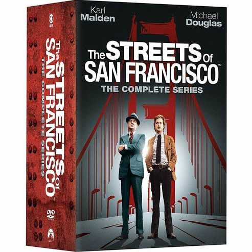 Streets of San Francisco - The Complete Series (for NZ Buyers)