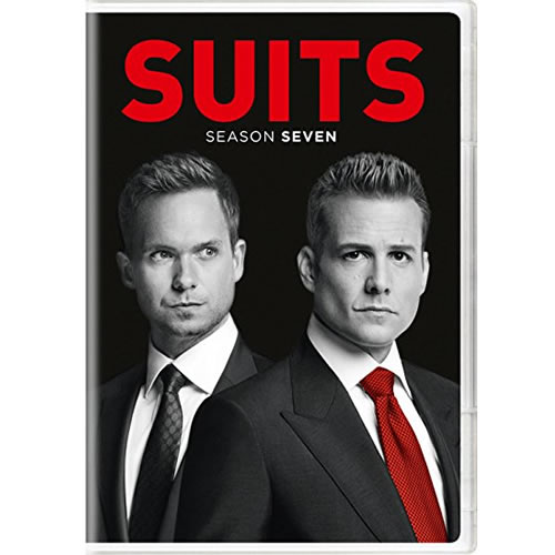 Suits - The Complete Season 7 DVD (for NZ Buyers)