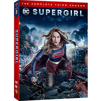 Supergirl - The Complete Season 3 DVD (for NZ Buyers)