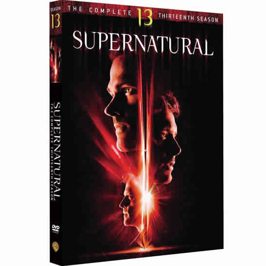 Supernatural - The Complete Season 13 DVD (for NZ Buyers)