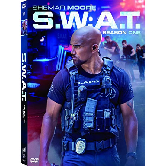 SWAT - The Complete Season 1 DVD (for NZ Buyers)