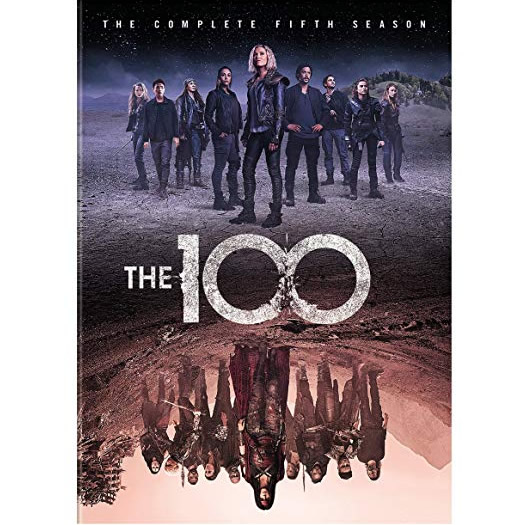The 100 - The Complete Season 5 DVD (for NZ Buyers)
