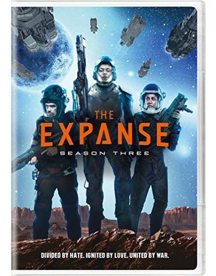 The Expanse - The Complete Season 3 DVD (for NZ Buyers)