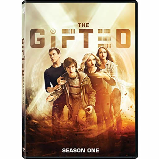 The Gifted - The Complete Season 1 DVD (for NZ Buyers)
