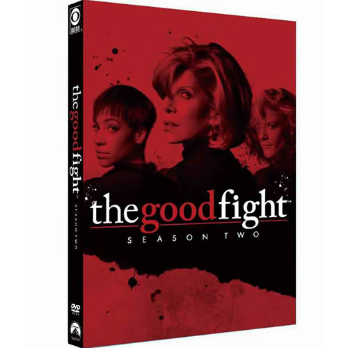 The Good Fight - The Complete Season 2 DVD (for NZ Buyers)