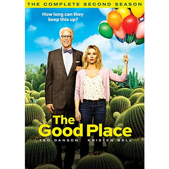 The Good Place - The Complete Season 2 DVD (for NZ Buyers)
