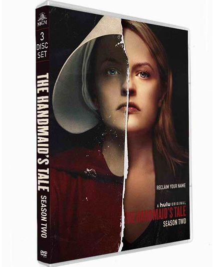 The Handmaid's Tale - The Complete Season 2 DVD (for NZ Buyers)