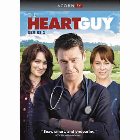 The Heart Guy - The Complete Season 2 DVD (for NZ Buyers)