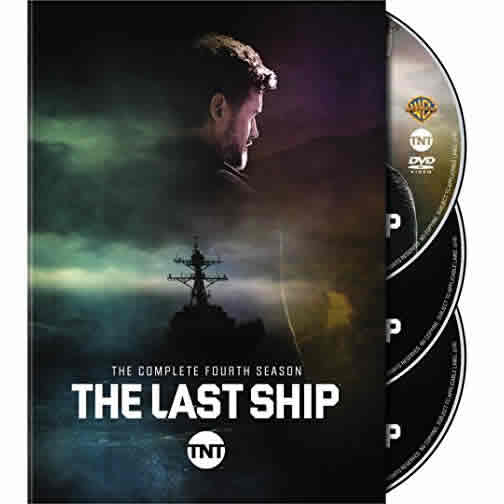 The Last Ship - The Complete Season 4 DVD (for NZ Buyers)