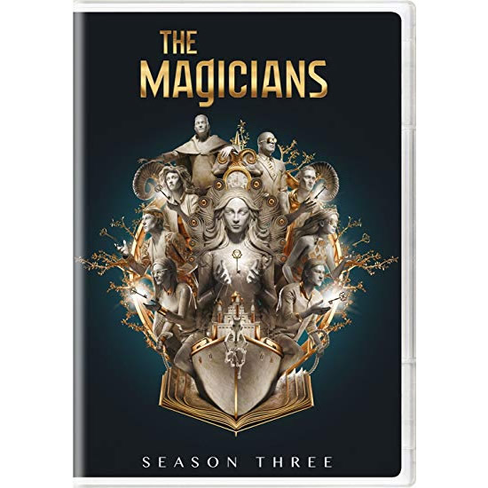 The Magicians - The Complete Season 3 DVD (for NZ Buyers)