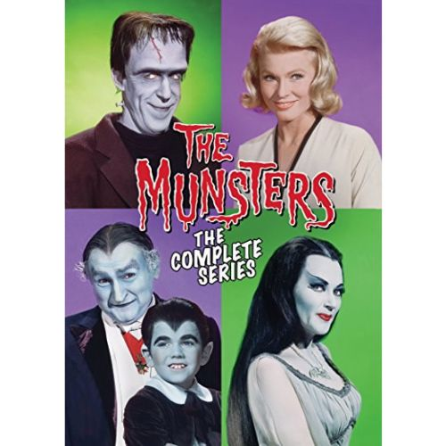 The Munsters - The Complete Series (for NZ Buyers)