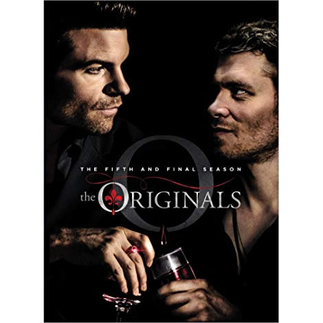 The Originals - The Complete Season 5 DVD (for NZ Buyers)