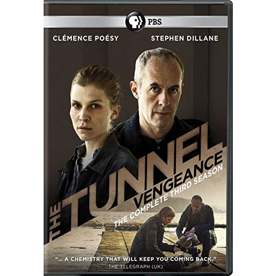 The Tunnel: Vengeance - The Complete Season 3 DVD (for NZ Buyers)