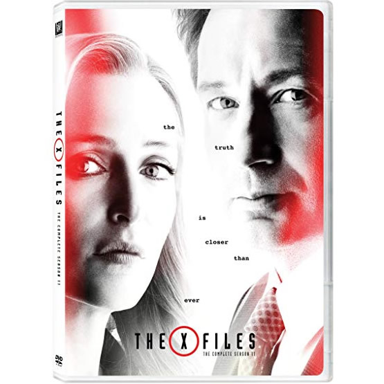 The X files - The Complete Season 11 DVD (for NZ Buyers)
