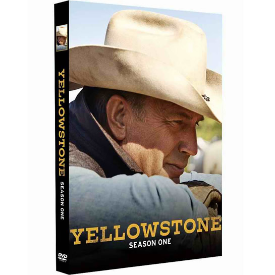 Yellowstone - The Complete Season 1 DVD (for NZ Buyers)