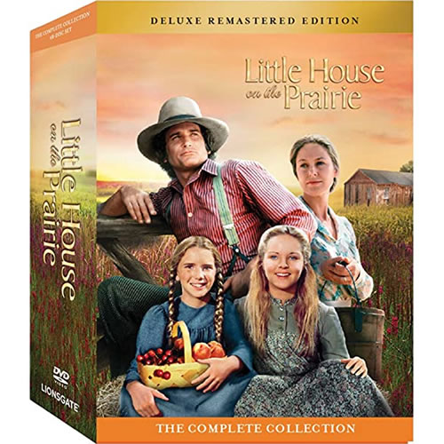 Little House on the Prairie - The Complete Series (for NZ Buyers)