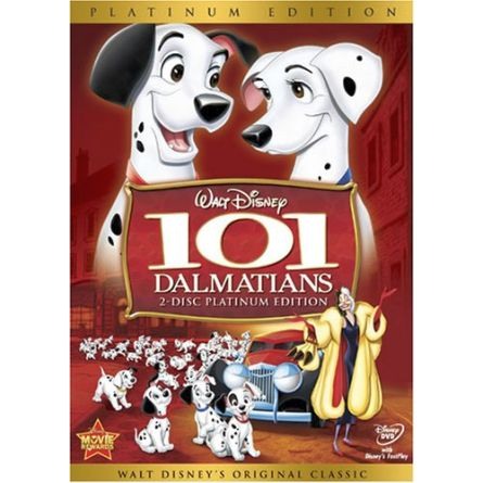 101 Dalmatians: Animate DVD (for NZ Buyers)