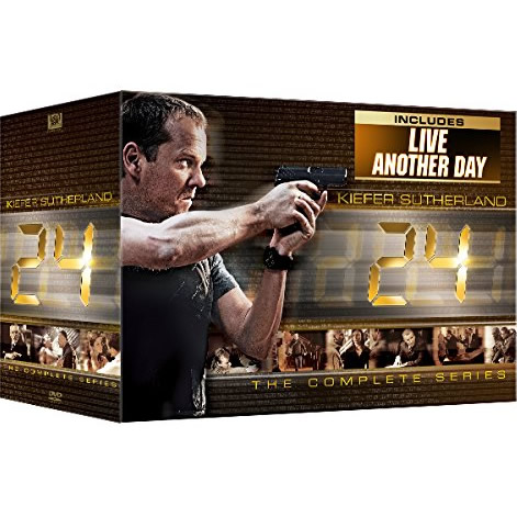 24 - The Complete Series (for NZ Buyers)