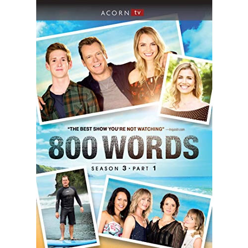 800 Words - The Complete Season 3 Part 1 DVD (for NZ Buyers)