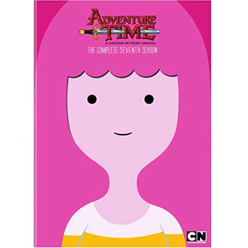 Adventure Time 7: Animate DVD (for NZ Buyers)