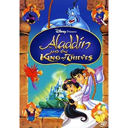 Aladdin and the King of Thieves: Animate DVD (for NZ Buyers)