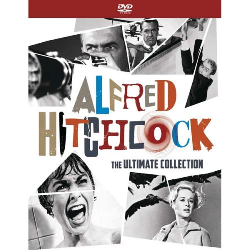 Alfred Hitchcock: The Ultimate Collection DVD (for NZ Buyers)