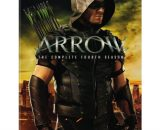 Arrow - The Complete Season 4 DVD (for NZ Buyers)