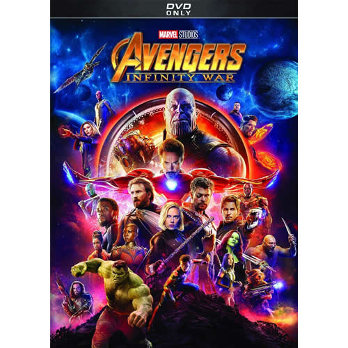 Avengers: Infinity War - The Complete Season 3 DVD (for NZ Buyers)