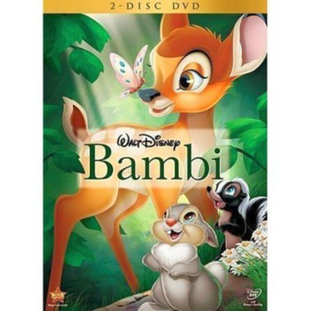 Bambi: Animate DVD (for NZ Buyers)