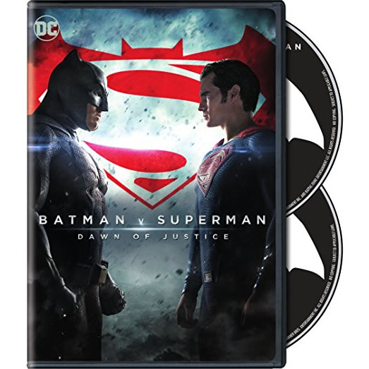 Batman v Superman: Dawn Of Justice: Animate DVD (for NZ Buyers)