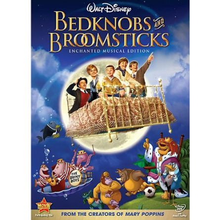 Bedknobs And Broomsticks: Animate DVD (for NZ Buyers)