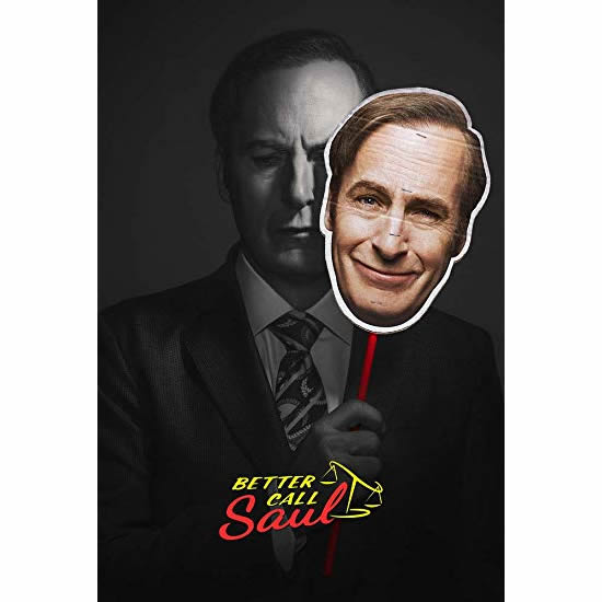 Better Call Saul - The Complete Season 4 DVD (for NZ Buyers)