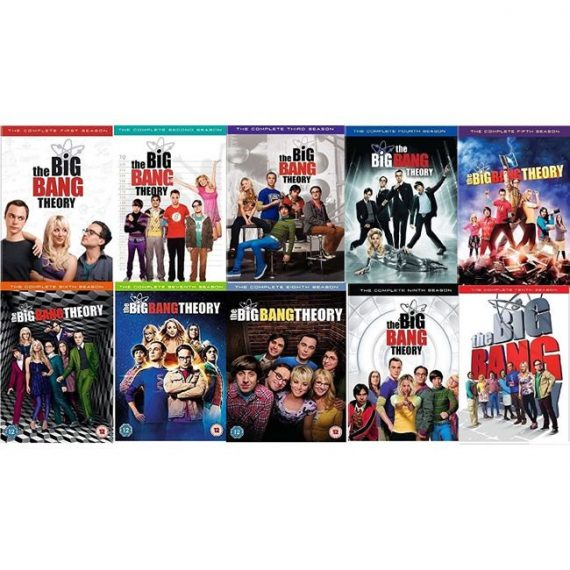 Big Bang Theory: The Complete Series 1-10 (for NZ Buyers)