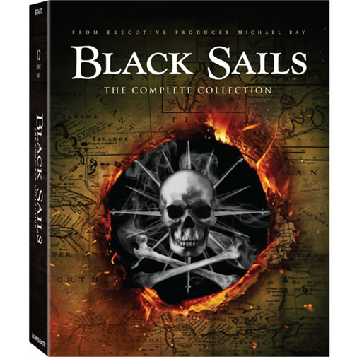 Black Sails - The Complete Series (for NZ Buyers)