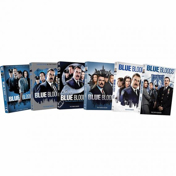 Blue Bloods: The Complete Series 1-6 (for NZ Buyers)