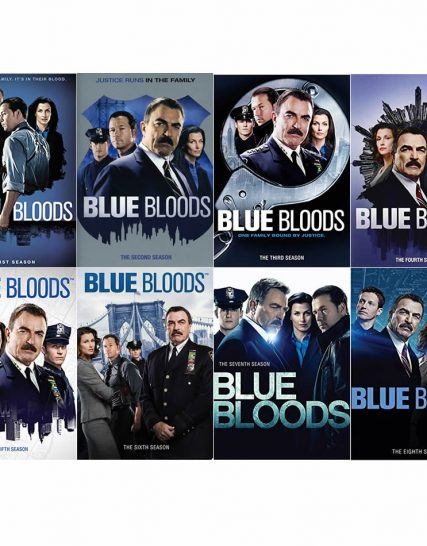 Blue Bloods: The Complete Series 1-8 (for NZ Buyers)