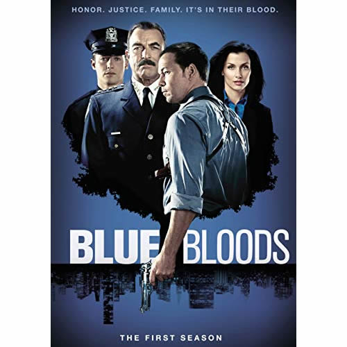Blue Bloods - The Complete Season 1 DVD (for NZ Buyers)