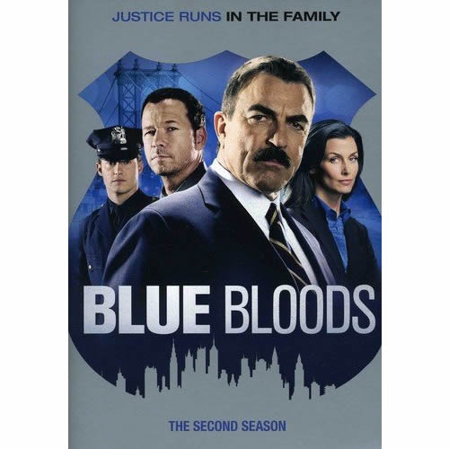Blue Bloods - The Complete Season 2 DVD (for NZ Buyers)