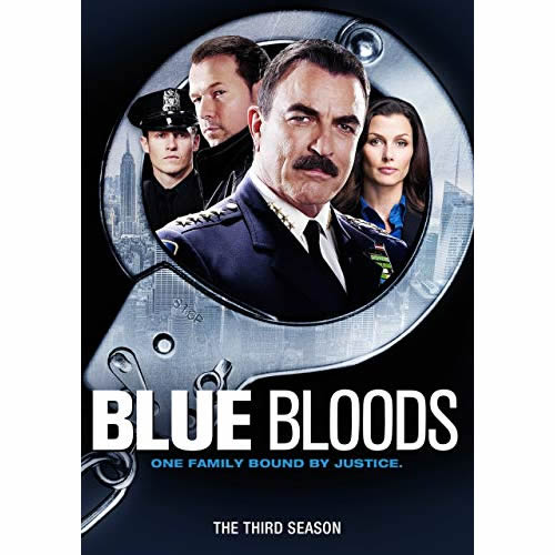 Blue Bloods - The Complete Season 3 DVD (for NZ Buyers)