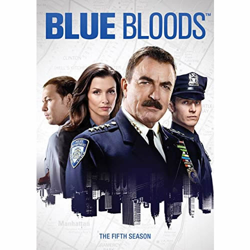 Blue Bloods - The Complete Season 5 DVD (for NZ Buyers)