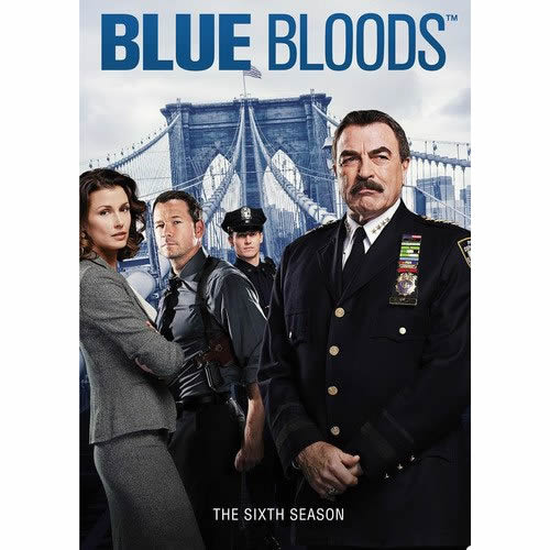 Blue Bloods - The Complete Season 6 DVD (for NZ Buyers)