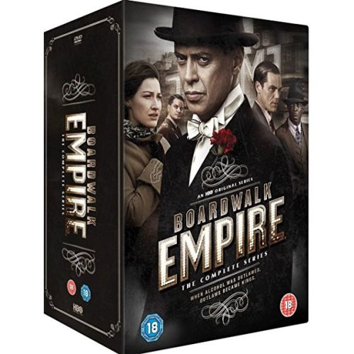 Boardwalk Empire: The Complete Series 1-5 (for NZ Buyers)