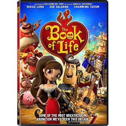 Book of Life: Animate DVD (for NZ Buyers)