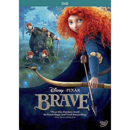 Brave: Animate DVD (for NZ Buyers)